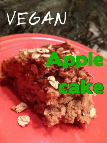 Apple Bake Crock Pot Yellow Cake