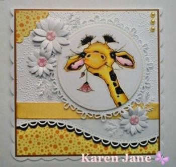 Karen - 4 legged friends