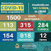 Boletim Epidemiológico Covid-19| 15/11/2020