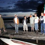 Włochy (z Poznania). Od lewej: Wiktor, Stachu, Kuba, Tobiasz i Konrad.