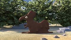 Scrat en chocolat