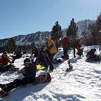 Col de Puymorens samedi, neige de printemps !