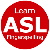 Learn ASL Fingerspelling