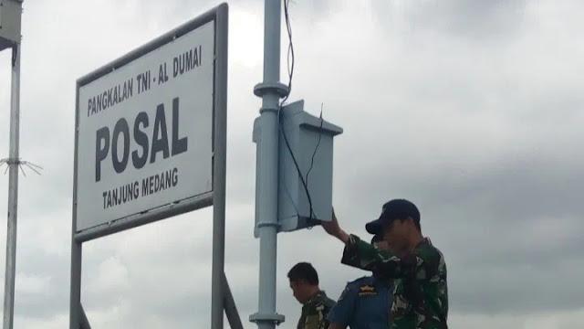 Pushidrosal Siapkan Stasiun Pasang Surut Telemetri di Tanjung Medang Riau