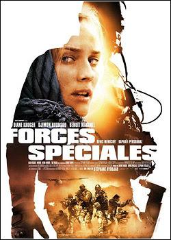 Filme Poster Forças Especiais DVDRip XviD & RMVB Legendado