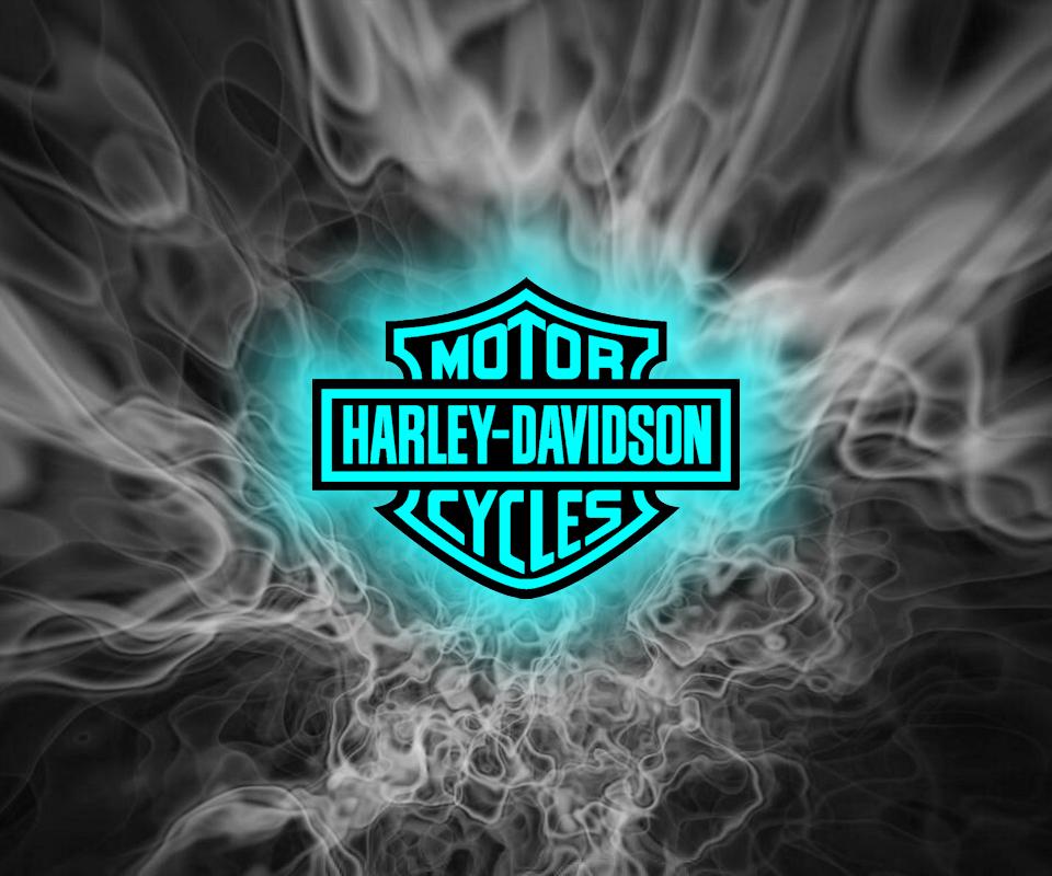 gallery for harley davidson logo wallpapers mobile