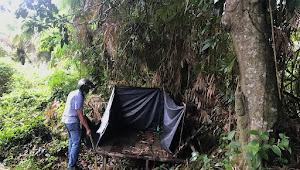 Satresnarkoba Muarojambi Berhasil Menemukan Tempat Memakai Narkoba di Desa Pulau Kayu Aro