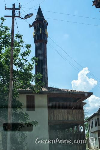 Yörük Köyü'nün camisi