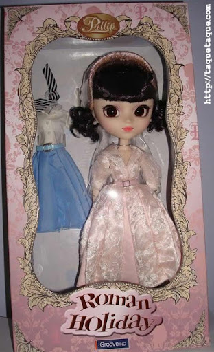 Pullip Princess Ann - Roman Holiday