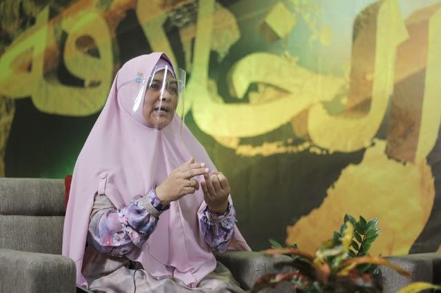 Ustazah Ratu Erma Tegaskan Islam Politik Hanya Bisa Diterapkan dengan Khilafah