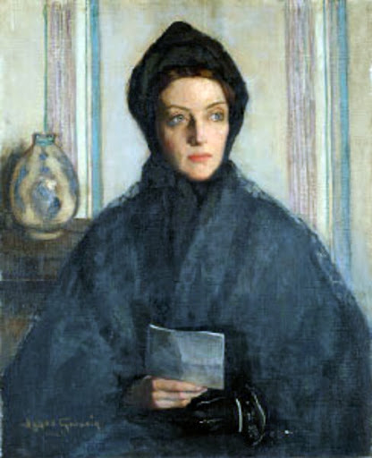 Agnes Goodsir - The Letter