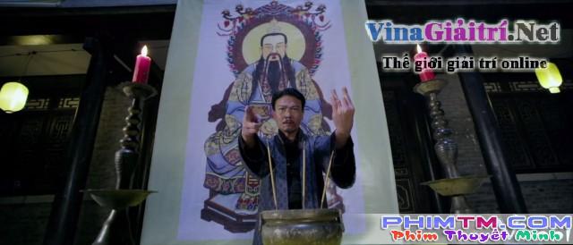 Xem Phim Mạt Đại Thiên Sư - Mr Yin And Yang Of The Last Fearless - phimtm.com - Ảnh 4