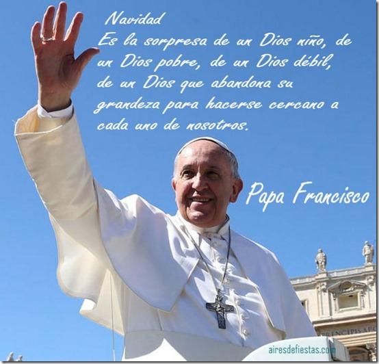 Frases Del Papa Francisco De La Navidad.Frases Navidad Del Papa Francisco Para Reflexionar Aires