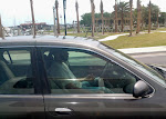 we took a tour of St. Augustine, FL...the first thing we saw was the guy with the splif driving next to us