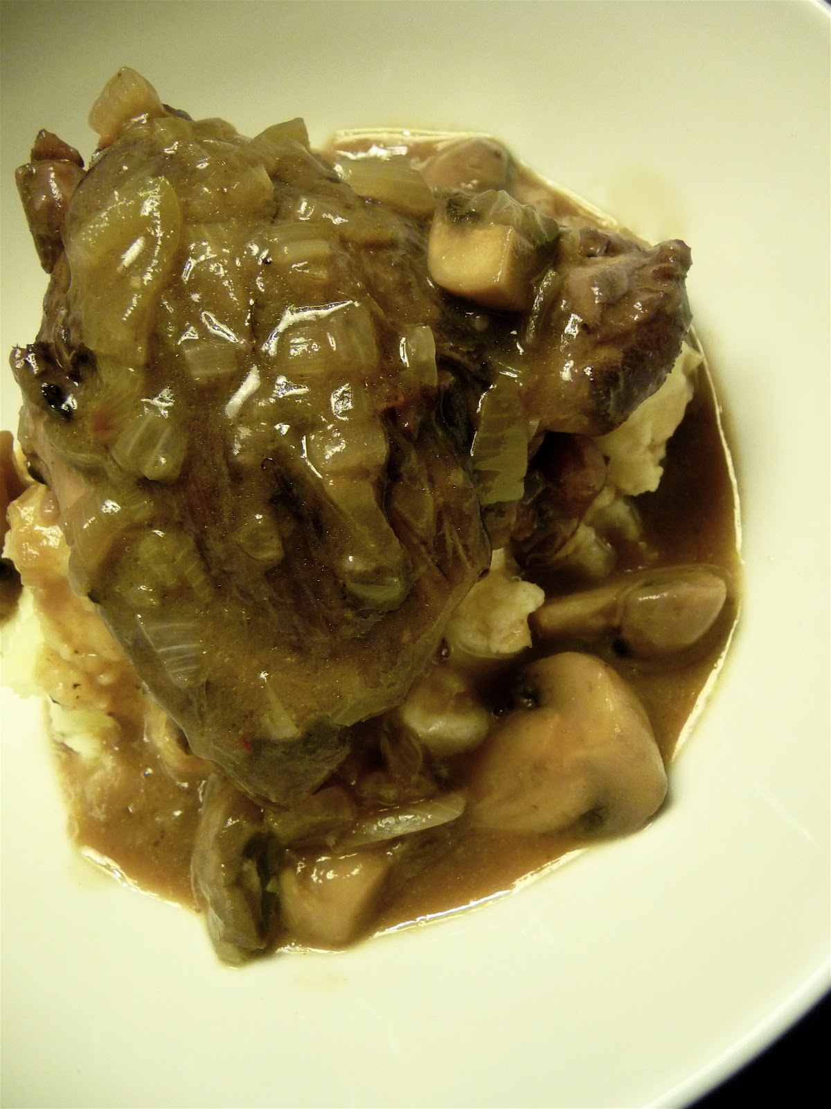 dinner party: guest post: coq au vin (with a side of guilt)