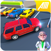 Dr. Driving Jeep Parking Mania 2: Smart Parking