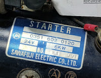 For sale New 03516020120 SAWAFUJI 0351 602 0120 24v Electric Starter email: idealdieselsn@hotmail.com/ idealdieselsn@gmail.com worldwide delivery Available