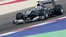 Nico Rosberg, Mercedes W01