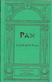Cover of Aleister Crowley's Book Hymn to Pan