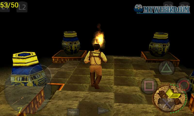 The Mummy PSX Gameplay