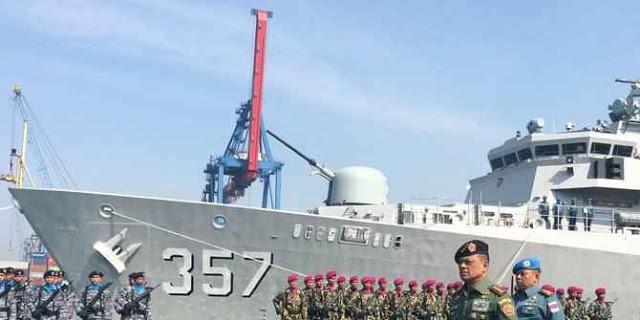 5 Hal Yang Terjadi Jika Prabowo Paksakan Indonesia Perang Dengan China