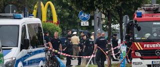 Fusillade de Munich: le tireur s'était préparé depuis un an