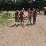 Intercamp 2009: Sonntag: allerhand Aktionen