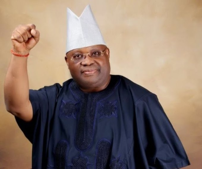 Senator Adeleke Reacts After INEC Declared Oyetola Governor-Elect (Read What He Said)