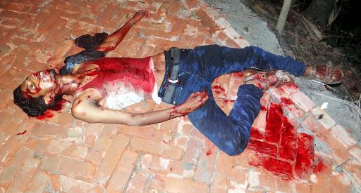 """""""পটুয়াখালীতে ভুমি দস্যুদের কবলে হামলায় আহত ১১ জন !!"""