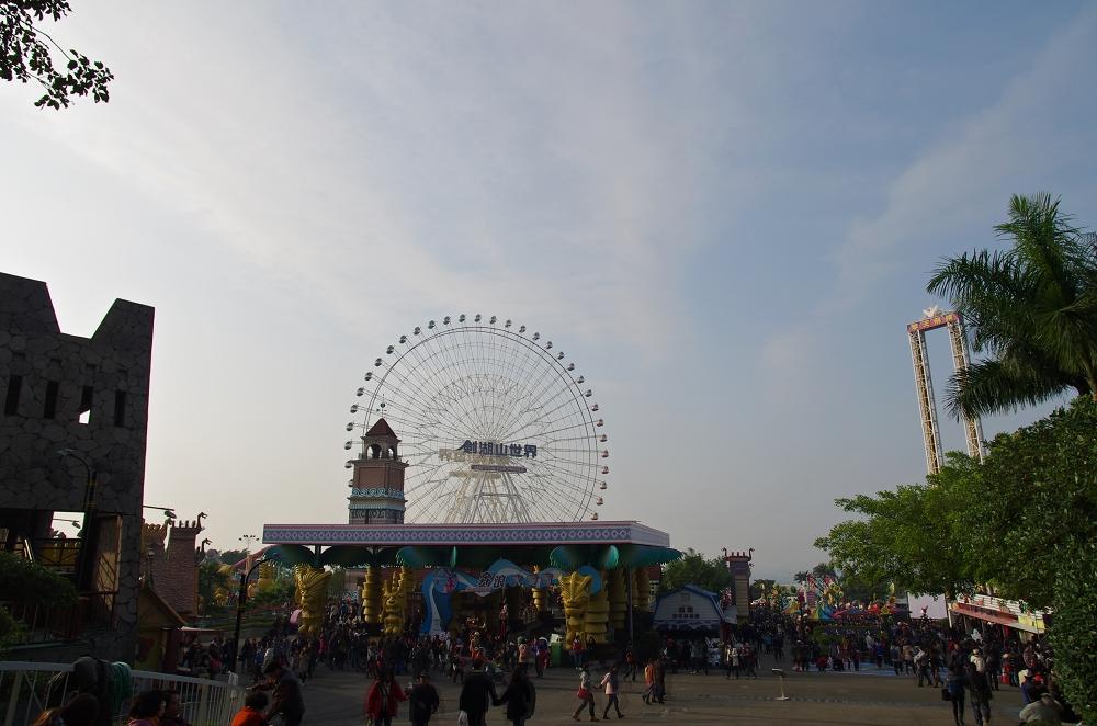2013劍湖山跨年煙花...