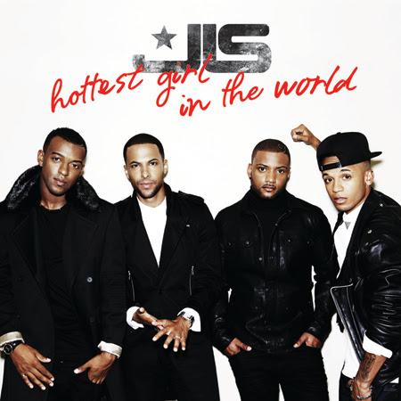 JLS - Hottest Girl In The World Lyrics, album art cover