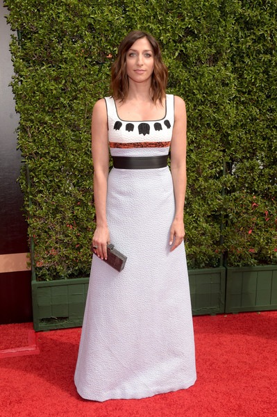 Chelsea Peretti attends the 2015 Creative Arts Emmy Awards