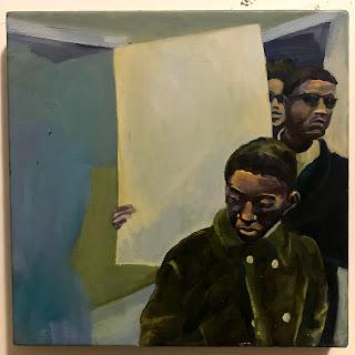 LaRoe Oil Painting #2