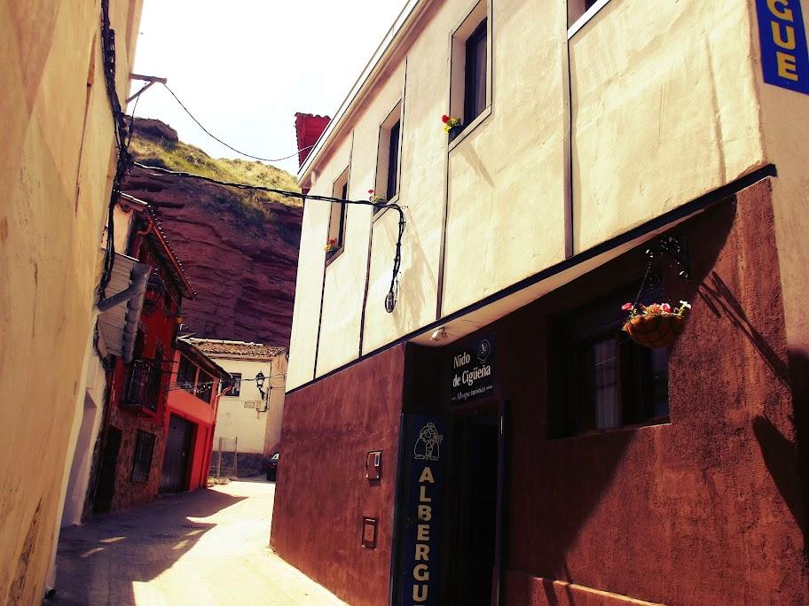 Albergue de peregrinos Nido de Cigüeña, Nájera, La Rioja :: Albergues del Camino de Santiago