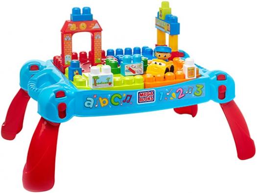 Bộ đồ chơi lắp ráp hình chiếc bàn Mega Bloks DCH98
