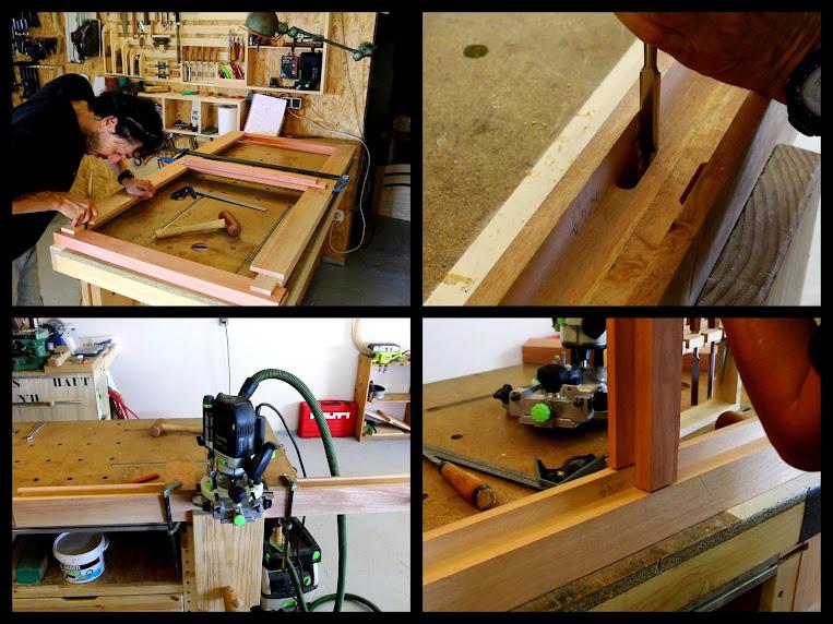 Fabrication d'un volet bois pour l'atelier Volet%2Batelier-006