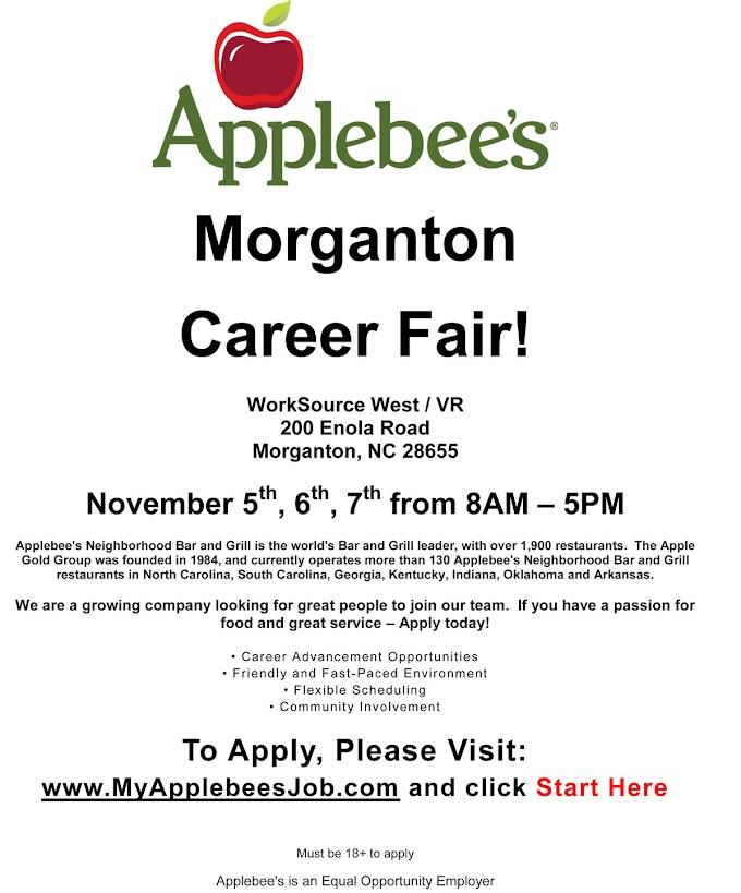 Www myapplebeesjob com career opportunities
