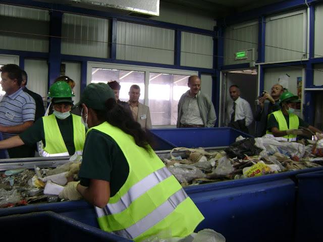 Inaugurare Statie sortare deseuri - 5 iunie 2009 - DSC01836.JPG