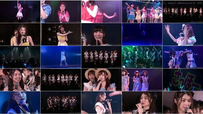 190210 (720p) AKB48 高橋朱里チームB 「シアターの女神」公演 岩立沙穂 生誕祭