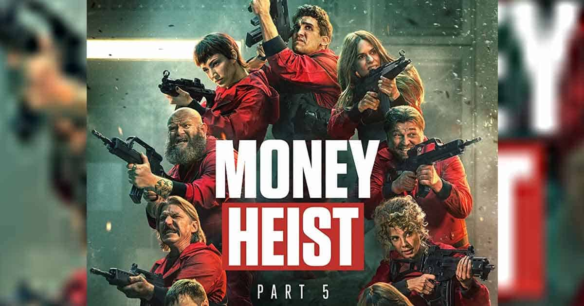 Money Heist 5 Review and Volume 2 Release Date