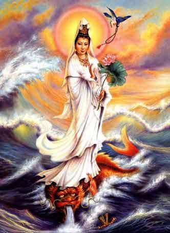 Goddess Kuan Yin, Gods And Goddesses 1