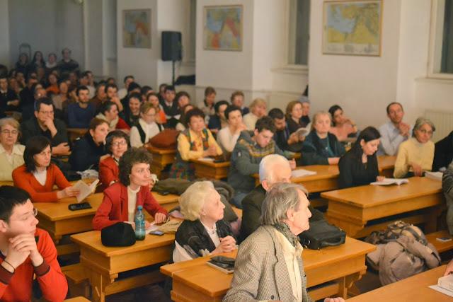 Seara cultural duhorvniceasca la FTOUB 097