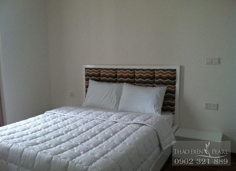 phòng ngủ 2 Thảo Điền Pearl