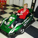 my ultimate green go-kart in Toronto, Ontario, Canada