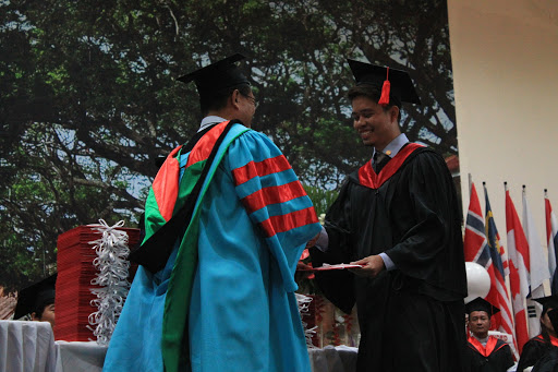 103rd University Commencement Exercises: Divinity