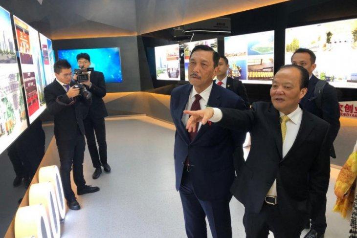Eropa Ngamuk RI Batasi Ekspor Nikel, Luhut: China Saja Nggak Marah!