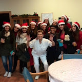 2014-12 Visita a la residència geriàtrica San Lorenzo de Gavà amb la directora del centre
