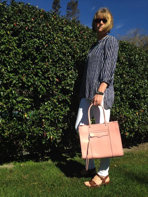 Pink Rebecca Minkoff MAB Bag 2