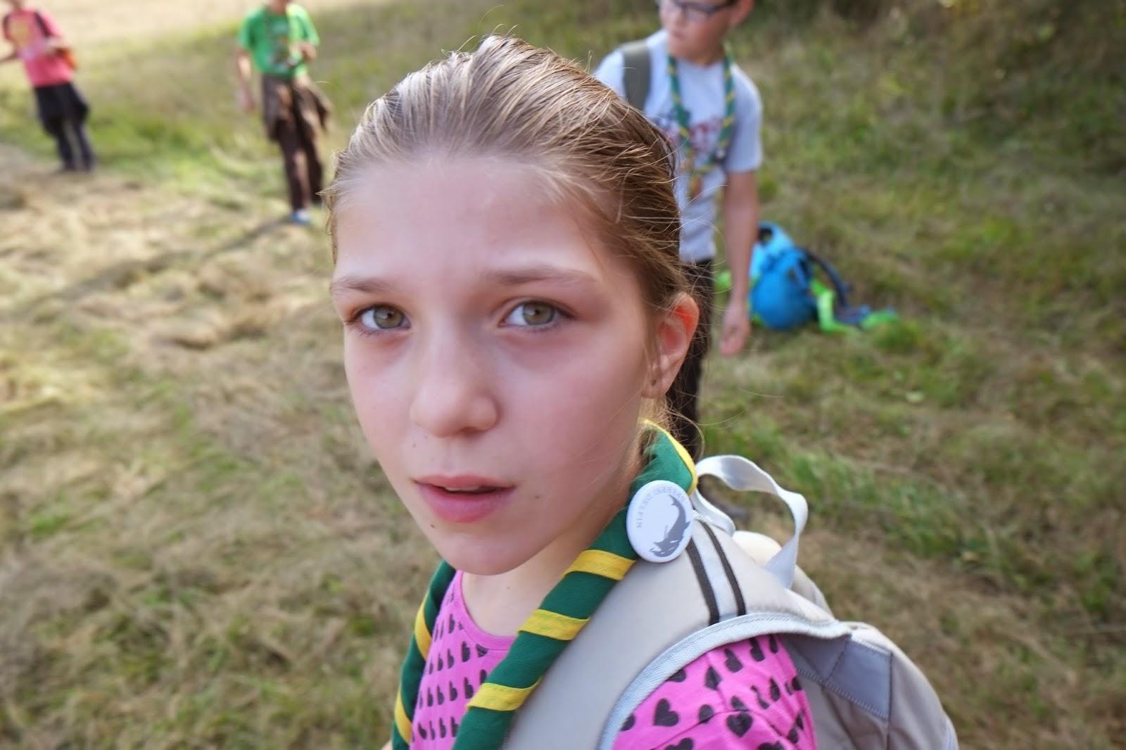 Pohod na Kozlek, Kozlek, 11.10.2014 - DSCF1152.JPG