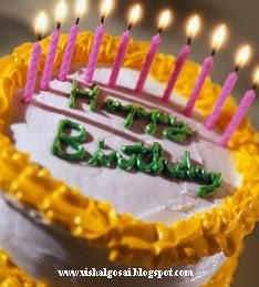 VISHAL GOSAI: Happy Birthday Wishes